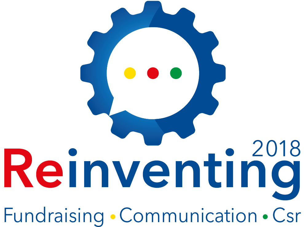 Reinventing Fundraising - Communication - Csr
